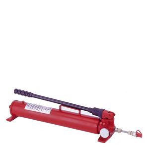 manuelle Pumpe